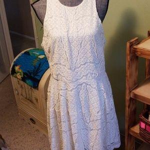 Mossimo lace dress
